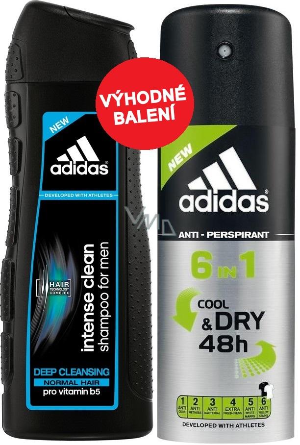 cliente primero entrega gratis estilo de moda de 2019 Adidas Cool & Dry 48h 6in1 antiperspirant men's deodorant ...