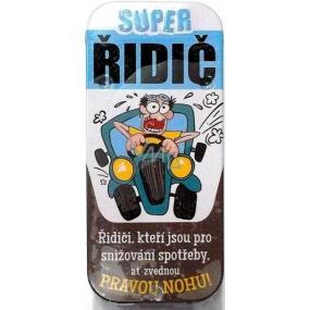 Nekupto Super mentolky 002 Super řidič 15 g