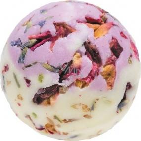 Bomb Cosmetics Síla květin Máslová kulička do koupele 30 g