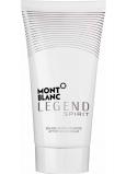 Montblanc Legend Spirit balzám po holení pro muže 150 ml