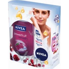 Nivea Kazbrusinka tělové mléko 250 ml + sprchový gel 250 ml,pro ženy kosmetická sada