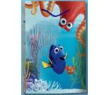BSB Disney Dárková papírová taška dětská 45,7 x 33 x 10,2 cm Hledá se Dory DT XL