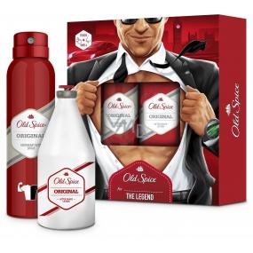 Old Spice Original voda po holení 100 ml + deodorant sprej 150 ml, kosmetická sada pro muže