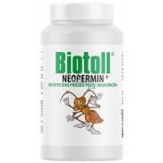 Biotoll Neopermin+ insekticidní prášek proti mravencům s dlouhodobým účinkem 300 g