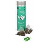 English Tea Shop Bio Čistá máta 15 kusů bioodbouratelných pyramidek čaje v recyklovatelné plechové dóze 30 g