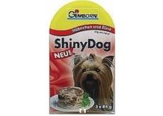 Gimborn Shiny Kuře + jehně doplňkové krmivo pro psy 2 x 85 g