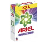 Ariel Color prací prášek na barevné prádlo krabice 72 dávek 5,4 kg