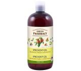 Green Pharmacy Bambucké máslo a zelená káva sprchový gel 500 ml