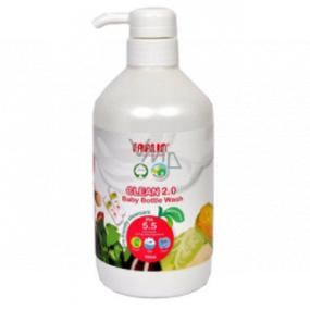 Baby Farlin Clean 2.0 mycí prostředek s dávkovačem 700 ml