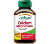 Jamieson Vápník Hořčík a vitamín D3, doplněk stravy s minerály a vitamínem 200 kapslí