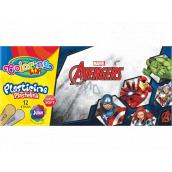 Colorino Plastelína Marvel Avengers 12 barev