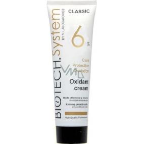 Biotech System Classic Oxidant Cream Krémový peroxid vodíku 6% 80 ml