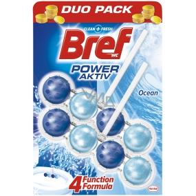 Bref Power Aktiv 4 Formula Ocean Breeze Wc blok 2 x 51 g, duopack