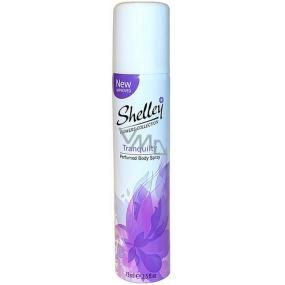 Shelly Flower Tranquilty deodorant sprej pro ženy 75 ml