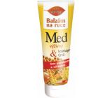Bione Cosmetics Med a Q10 balzám na ruce pro všechny typy pokožky 205 ml