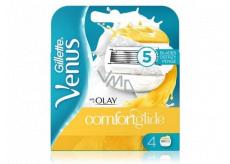 Gillette Venus & Olay náhradní hlavice 4 kusy pro ženy