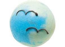 Bomb Cosmetics Azurové nebe Máslová kulička do koupele 30 g