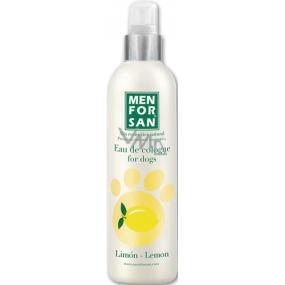 MenForSan Kolínská s vůní citronu pro psy 125 ml