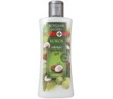 Bohemia Gifts & Cosmetics Kokos sprchový gel s kokosovým a olivovým olejem 250 ml