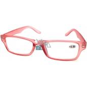 Berkeley Čtecí dioptrické brýle +3,5 lososová 1 kus MC2144