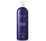 Alterna Caviar Replenishing Moisture kaviárový hydratační kondicionér pro suché a poškozené vlasy Maxi 1 l