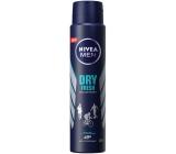 Nivea Men Dry Fresh 48h antiperspirant deodorant sprej pro muže 150 ml