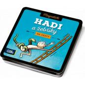 Albi Magnetické hry na cesty Hadi a žebříky doporučený věk 7+
