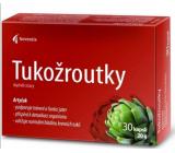 Noventis Tukožroutky pro snížení hl. cholesterolu 30cps.