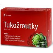 Noventis Tukožroutky pro snížení hladiny cholesterolu kapsle 30 kusů 20 g