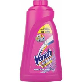 Vanish Oxi Action Liquid odstraňovač skvrn 1 l