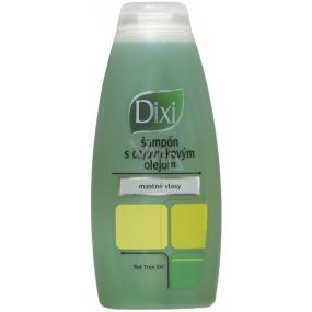Dixi Čajovníkový olej šampon na mastné vlasy 250 ml