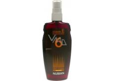 Nubian OF6 Olej na opalování nízká ochrana 150 ml sprej