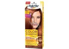 Schwarzkopf Palette Color Shampoo tónovací barva na vlasy 218 Zářivě jantarový