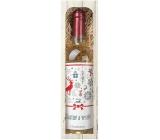 Bohemia Gifts & Cosmetics Chardonnay Štastné a veselé 0,75 l, dárkové víno