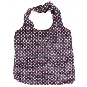 Albi Original Taška do kabelky Puntíky, unese až 10 kg, 45 × 65 cm