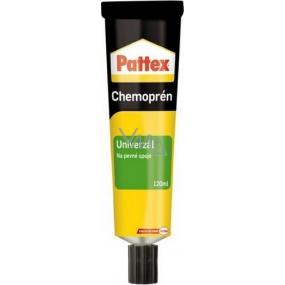 Pattex Chemoprén Univerzál lepidlo na pevné spoje savý i nesavý materiál tuba 120 ml