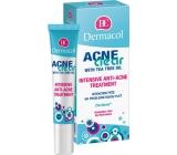 Dermacol Acneclear Intensive Anti-acne Treatment intenzivní péče na problematickou pleť 15 ml