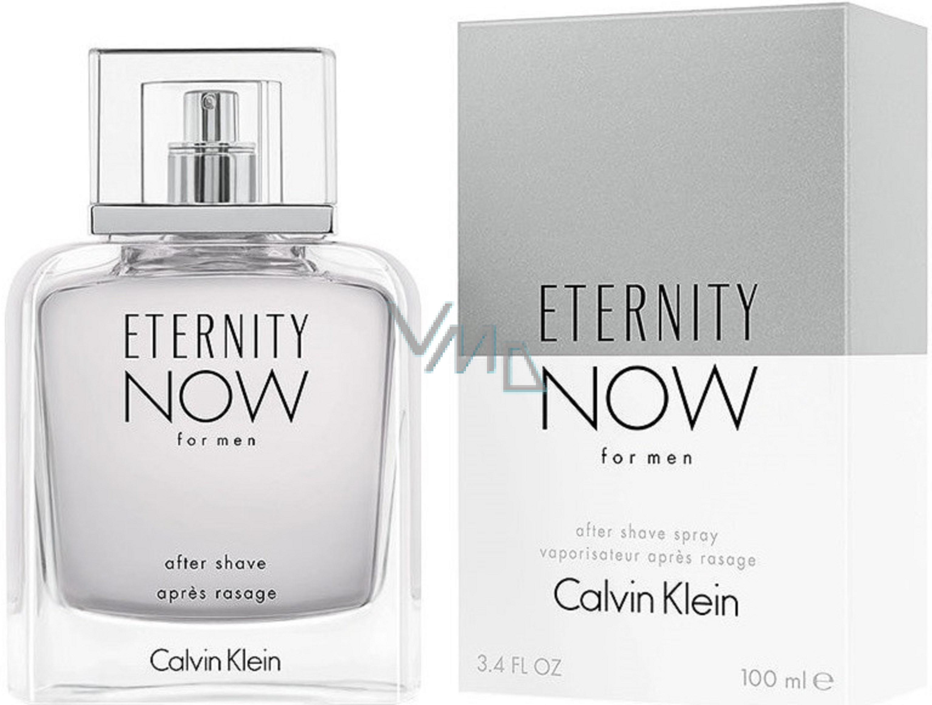 49975f33528 Calvin Klein Eternity Now Men After Shave Spray 100 ml - VMD parfumerie -  drogerie
