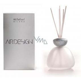 Millefiori Milano Air Design Difuzér mramorový vršek šedý - matné sklo