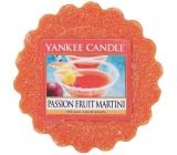 Yankee Candle Passion Fruit Martini - Tropický koktejl s Martini vonný vosk do aromalampy 22 g