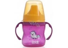 Lovi Hot & Cold Hrníček nevylévací růžový pro děti od 6+ měsíců 150 ml