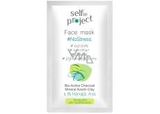 Selfie Project NoStress pleťová maska 10 g