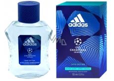 Adidas UEFA Champions League Dare edition voda po holení pro muže 100 ml