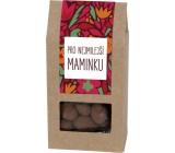 Albi Mandle v čokoládě se skořicí Pro nejmilejší maminku 80 g