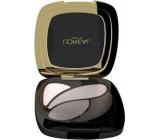Loreal Paris Color Riche Les Ombres oční stíny E5 Velours Noir 2,5 g