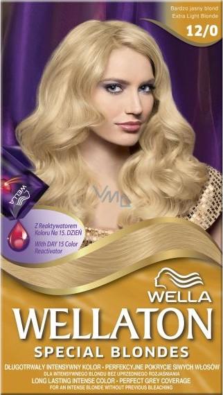 Wella Wellaton krémová barva na vlasy 12 0 Světle přírodní blond ... 20e54141f05