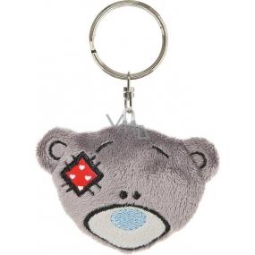 Me to You Medvídek hlava plyšová klíčenka 5 cm