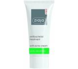 Ziaja Med Antibacterial Care lehký pleťový krém proti akné regulující tvorbu kožního mazu 50 ml