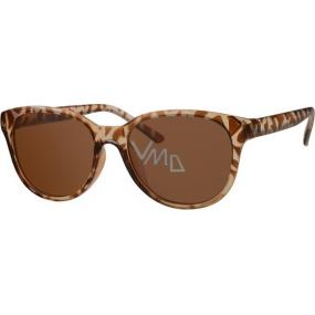 Nac New Age Sluneční brýle hnědé A40289