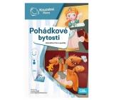Albi Kouzelné čtení interaktivní mluvící hra s puclíky Pohádkové bytosti, věk 3+